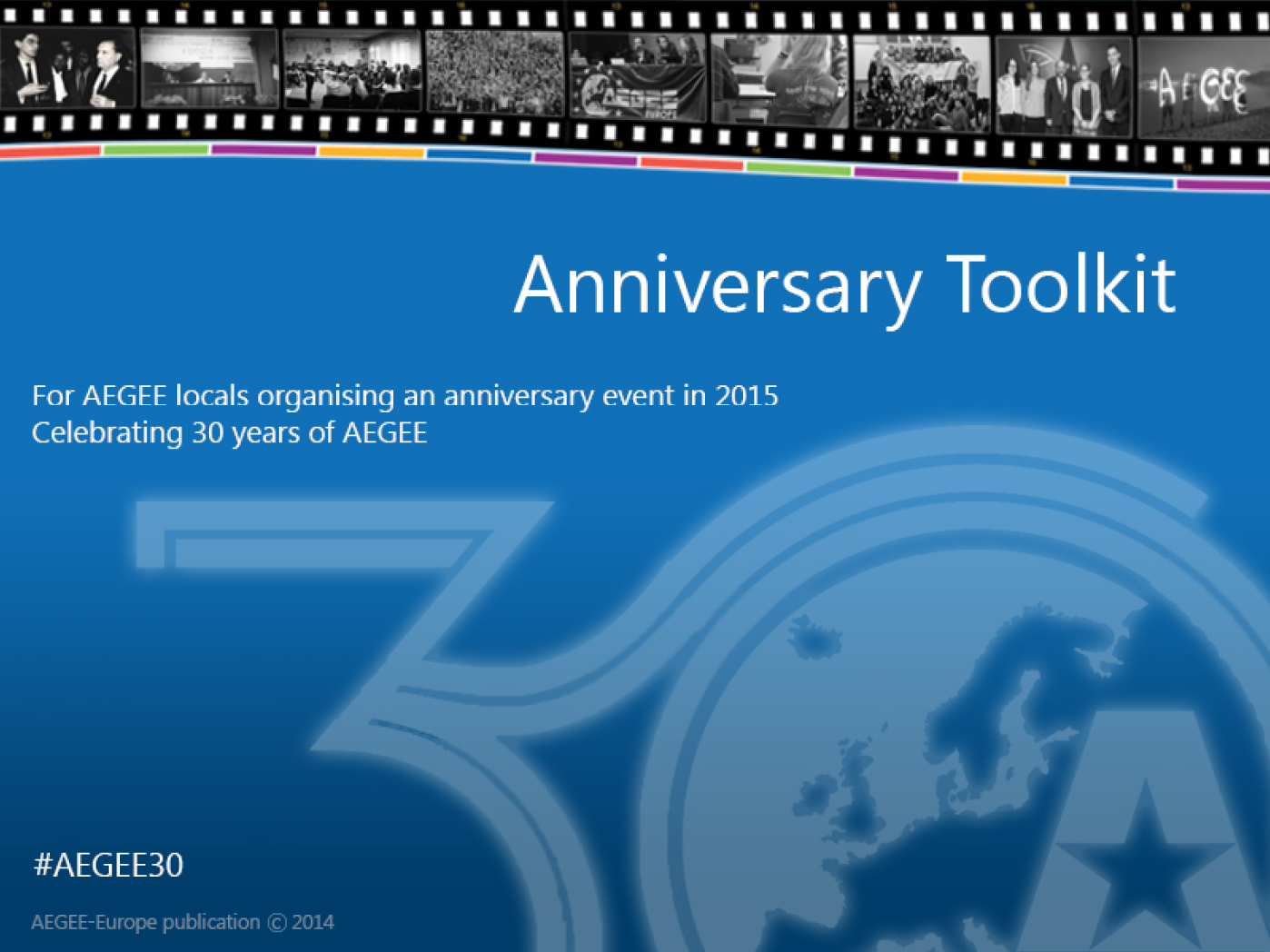 Anniversary toolkit