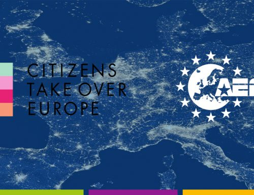 AEGEE Has Joined Citizens Take Over Europe Coalition!