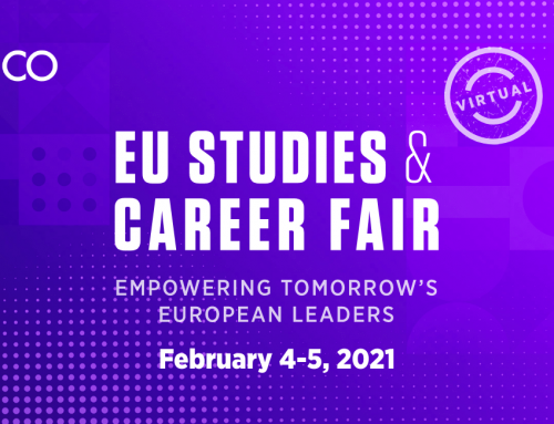AEGEE Attending POLITICO's 22nd EU Studies and Career Fair!
